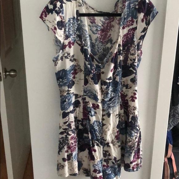 Kimchi Blue Dresses & Skirts - Kimchi Blue floral romper